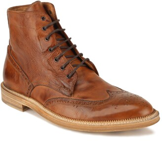 Gordon Rush Max Wingtip Boot