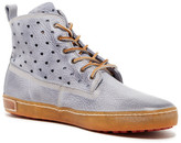 Blackstone Cutout High Top Sneaker