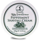 Taylor of Old Bond Street Shaving Cream Bowl Peppermint (150g)