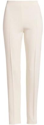 Akris Melissa Stretch-Silk Crepe Pants