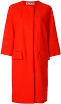 Marni cropped sleeve coat