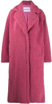 Stand Studio Faux-Fur Coat