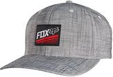 Fox Heather Gray Takeover Flexfit Baseball Cap