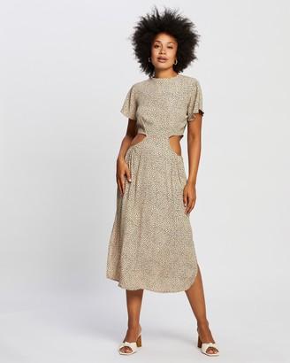 Rue Stiic Lina Cut Out Dress