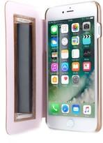 Ted Baker Kadia Iphone 6/6S/7/8 Plus Mirror Folio Case - Metallic
