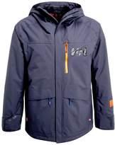 Helly Hansen Fernie Ski Jacket Graphitze Blue