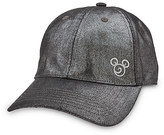 Disney Mickey Mouse Metallic Baseball Cap for Adults