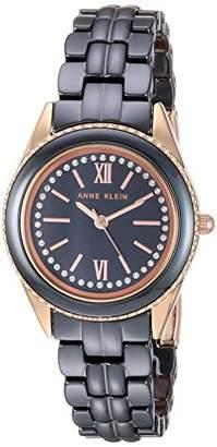 Anne Klein Dress Watch (Model: AK/3410BKRG)
