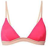 Solid & Striped Morgan Neon Triangle Bikini Top
