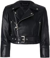 Philipp Plein Carolyne Flynn biker jacket