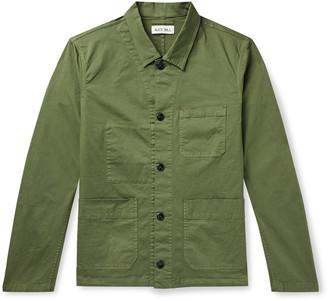Alex Mill Slim-Fit Stretch-Cotton Twill Shirt Jacket