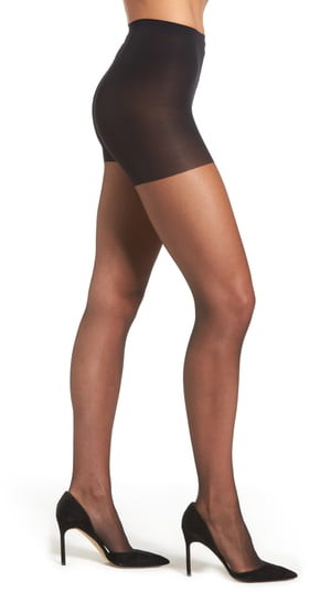 8f4085961a8 Sheer Black Pantyhose - ShopStyle