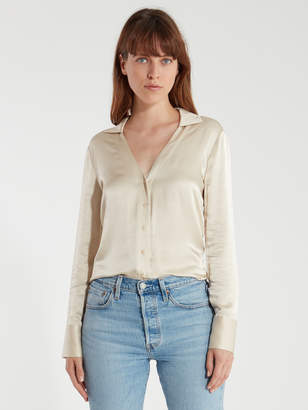 Billie The Label Angelou Button Up Top