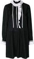 Sonia Rykiel ruffle dress - women - Cotton - 34