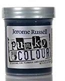 Jerome Russell Punky Hair Color Creme, Midnight Blue, 3.5 Ounce