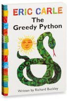 Eric Carle The Greedy Python Board Book