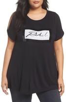 Plus Size Women's Rebel Wilson X Angels Graphic Swing Tee