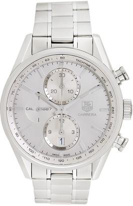 Tag Heuer Men's Carrera Chronograph Watch, Circa 2000S