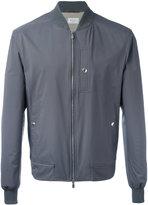 Brunello Cucinelli chest pocket bomber jacket