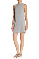 Bella Luxx Shadow Stripe Tank Dress