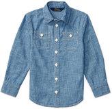 Ralph Lauren Chambray Shirt, Toddler & Little Girls (2T-6X)