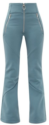 Holden Zipped Soft-shell Ski Trousers - Light Blue