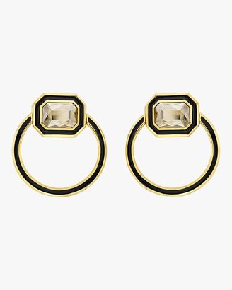 Isharya Glitter on the Go Shadow Loop Earrings