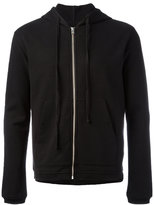Stampd Voir Dire zipped hoodie - men - Cotton/Polyester - XS