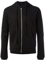 Stampd Voir Dire zipped hoodie