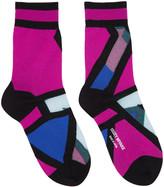 Issey Miyake Pink Ray Socks