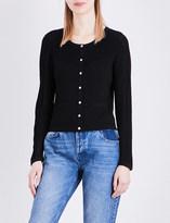 Claudie Pierlot Marley knitted cardigan