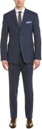 Original Penguin Slim Fit Wool 2Pc Suit