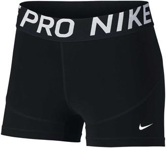 Nike Pro Womens 3in Shorts