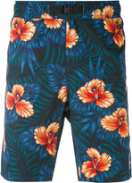 adidas Sweet Leaf shorts - men - Polyester - S