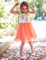 Boden Sparkling Twirly Dress
