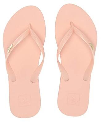 Reef Escape Lux + Bling (Peach) Women's Sandals