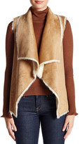 Velvet by Graham & Spencer Anouk Faux Fur Vest