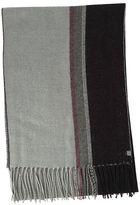 Haggar Men's Woven Striped Scarf
