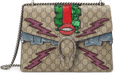 Gucci Dionysus GG Supreme embroidered bag - women - Canvas/metal - One Size