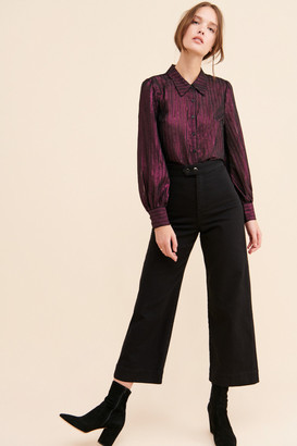 ModCloth Undeniably Inpsired Blouse