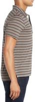 Billy Reid Pensacola Stripe Polo