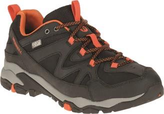 Merrell Men's Tahr Bolt Waterproof Low Rise Hiking Shoes Multicolor (Black Orange) 12 UK 47 EU