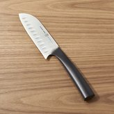 "Crate & Barrel Schmidt Brothers ® Carbon 6 5"" Santoku Knife"