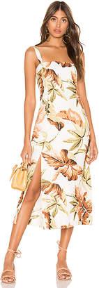 Zulu & Zephyr Dusk Leaf Dress