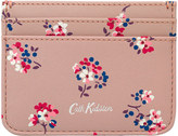 Cath Kidston Woodstock Ditsy Printed Leather Card Holder