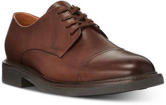 Polo Ralph Lauren Men Asher Captoe Oxfords Men Shoes