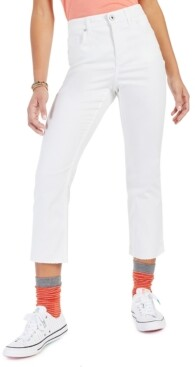 Style&Co. Style & Co Cropped Mid-Rise Jeans, Created for Macy's