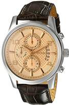 GUESS Men's U0076G3 Masculine Retro Chronograph Watch