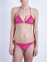 Missoni Zigzag triangle bikini set