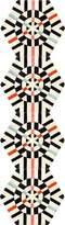 Kinder GROUND Runner Carpet - Kaleidoscope (4 piece Hexagon)